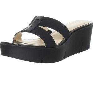 Calvin Klein Inessa Wedge Heels Size 10M